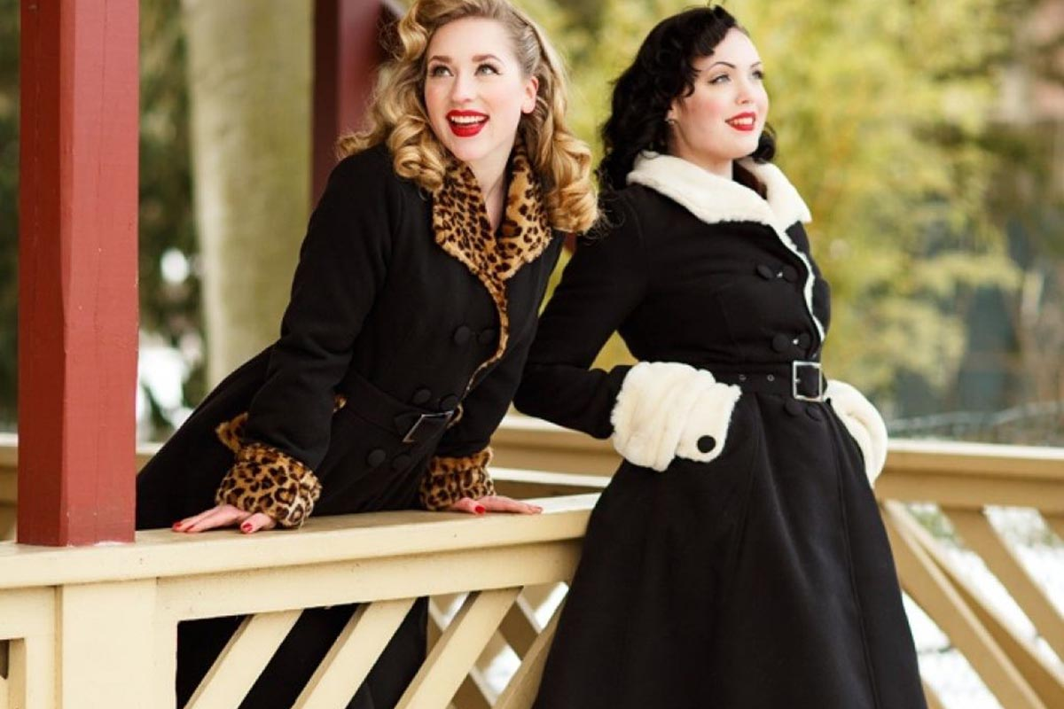 Pinup Fashion Guide: How to Dress for Winter